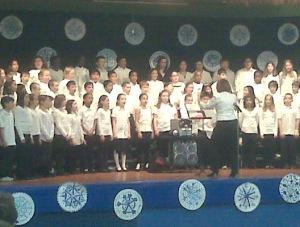 Memorial School Chorus
