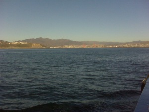 Ensenada from the Water