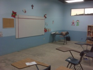 Laura's Classroom continued