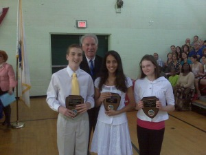 Thomas Michael Scholarship Award Winners