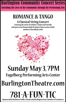 Romance and Tango Strings poster